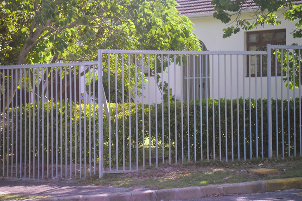 Secure Welded Fencing